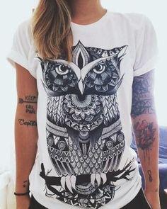 Owl Zentangle Crew                                                                                                                                                                                 More