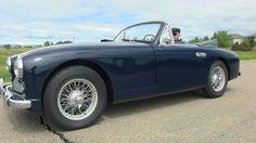 #Classics Revealed: #1955 #Aston #Martin #DB2 4 #Drop #Head #Coupe @Aston Martin @TFLcar