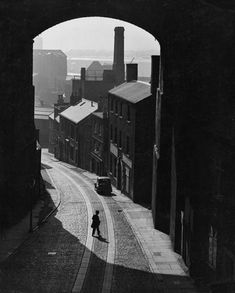 Photographs of Tyneside (in particular of the Tyne and the Quayside), Northumberland and elsewhere, taken between 1948 and Space Photography, Cityscape Photography, Shadow Photography, Industrial Photography, Street Photography, Framing Photography, Black And White Picture Wall, Black And White Pictures, Collections Photography