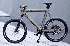 Grace , bicicletas eléctricas alemanas   Bicicleta Eléctrica Club