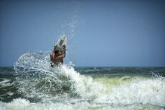 Ponce Inlet, FL #surfing
