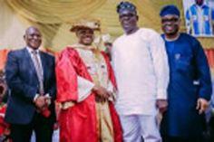 OLATUN'S NEWS: Another feather in Ajimobi's cap