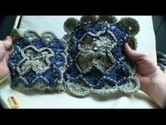 YouTube: Bavarian Crochet!