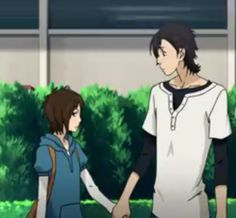 """Say """"I Love You"""", Yamato and Mei"""