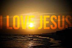 I love jesus!❤