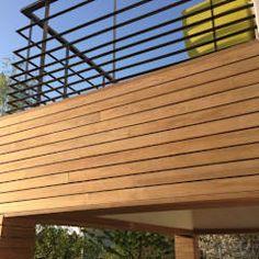 Balconies, verandas & terraces  by Made in Bois