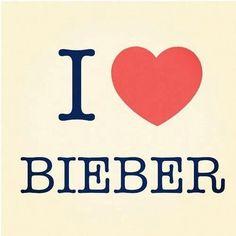 I love Justin Bieber!!(: