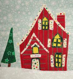 more santa's quilt?