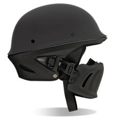 Bell Rogue Motorcycle Hemet in Matte Black