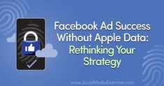 Discover how to measure #FacebookAds attribution in 2021 without relying on retargeting data. Facebook Marketing, Online Marketing, Social Media Marketing, Pinterest Advertising, Online Advertising, Internet Tracking, Using Facebook For Business, Success, Ads