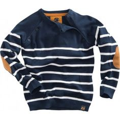 This may be a boy's sweater, but I like it anyway.