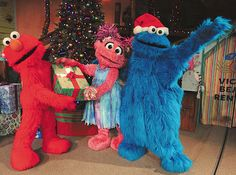 Family-Friendly Winter Vacations: Sesame Place