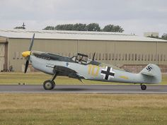 Hispano HA1112-M1L Buchon (Messerschmitt 109)