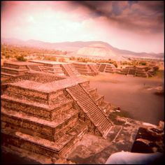 Pyramids Photograph - Signed Fine Art Print - City of Gold, Apocalypse