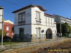 estação de São Mamede de Infesta