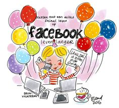 Facebook by Blond-Am