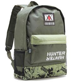 5013d871731 Hunter x Hunter Killua Gon Freecss Cosplay Backpack Shoulder Bag Anime  Killua
