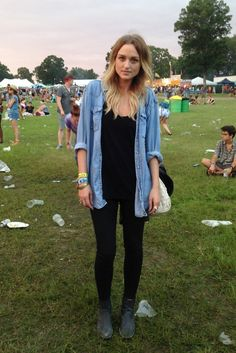 They Are Wearing: Bonnaroo Music and Arts Festival - Slideshow