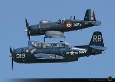 F-4U Corsair & Avenger - BFD