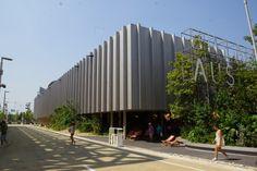 Austrian Pavilion (Expo 2015)