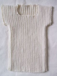 Plain or Ribbed Vests pattern by Shepherd Yarns