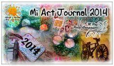 M.Paz Pérez-Campanero: Mi Art Journal 2014 #artjournal