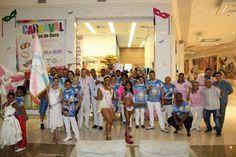 Atrium Shopping celebra o Carnaval com exposição sobre a escola de samba Lírios de Ouro   Jornalwebdigital