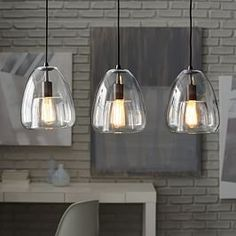 The Amazing of Pendant Light Fixtures Duo Walled Chandelier 3 Light West Elm is one of pictures of lighting ideas for your home. Kitchen Lighting Over Table, Kitchen Island Lighting, Kitchen Lighting Fixtures, Kitchen Pendant Lighting, Kitchen Pendants, Dining Room Lighting, Home Lighting, Chandelier Lighting, Modern Lighting