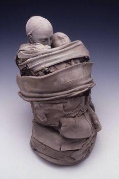 Georges Jeanclos Ceramics • Ceramics Now - Contemporary ceramics magazine