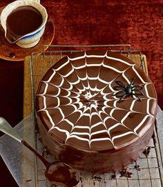 hallows eve cake