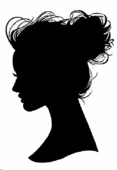 silhouettes art - Google Search
