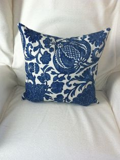 etsy blue cushions - Bing Images