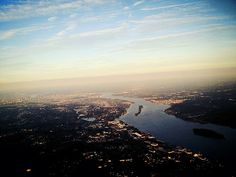 POTD - September 19th. Heading home late on Wednesday from my business trip and I snapped this pic above Philadelphia thinking of the show It's Always Sunny In Philadelphia.