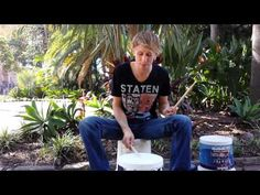 Bucket Drums - Lesson! - YouTube
