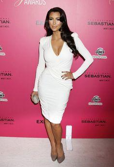 Kim Kardashian - 6th Annual Hollywood Style Awards - Arrivals