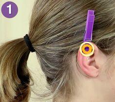 La reflexóloga Helen Chin Lui sostiene que con una pinza de la ropa en diferentes puntos de tu oreja, ¡los dolores y molestias se alivian en unos minutos! ¡Descubre cómo!  Colocando la pinza en la parte superior de la oreja estaremos aliviando los dolores en los hombros y la espalda. Si la deslizamos