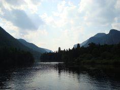 Charlevoix, Quebec, Canada  (Parc des Hautes-Gorges-de-la-Rivière-Malbaie)