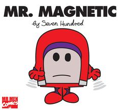 Magneto - Monsieur Madame - oh my love ❤️