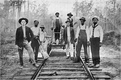railroad workers 1800s - Google Search