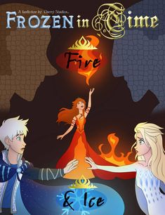Frozen in Time: Fire and Ice poster by CherrySapphire on DeviantArt Jelsa, Disney Songs, Disney Art, Disney Pictures, Art Pictures, Gravity Falls, Pixar, Sailor Princess, Disney Princess