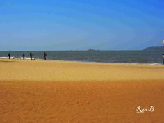 Rhapsody in Blue: Goa Travelogue Day 3