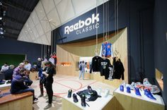 Bread & Butter Berlin 2014 Winter – REEBOK CLASSICS » Retail Design Blog