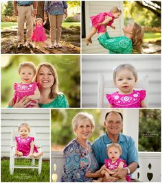 Holly Davis Photography:  Grandparent Poses, Family Session