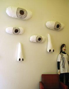 eye & nose pillows : Jenni Rope