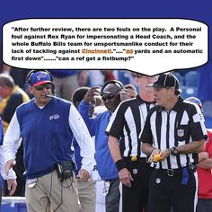 Hey refs, keep your flags handy...we are in #Buffalo this Sunday to play the #Bills on our way to a 6 and 0 start! #cinvsbuf  #whodey #whodeynation #letsroar #bengalsnation #cincinnati #bengals  #buffalony #buffalove buffaloforreal #billsmafia #gobills #letsgobuffalo