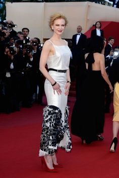Festival de Cannes 2013 -   Nicole Kidman wearing Chanel at the 'La Venus a La Fourrure' Cannes Film Festival Premiere.