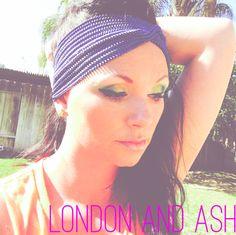 London And Ash Swept Away Headband by LondonAndAsh on Etsy