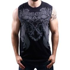 Xtreme Couture Men's Rocket Tank (Apparel)  http://www.amazon.com/dp/B004V2ROFC/?tag=goandtalk-20  B004V2ROFC