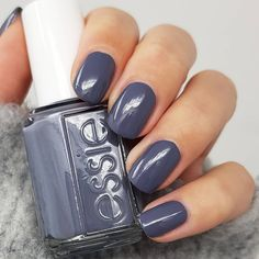 """Mi piace"": 4, commenti: 1 - Sara (@saraholme) su Instagram: ""@essie {toned down} from the serene slates collection💙❄ based on the last few years, it seems like…"""