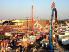 The York Fair - Oldest Fair in the Country and a September Tradition